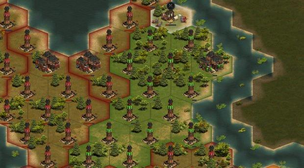 Forge of Empires войны гильдий