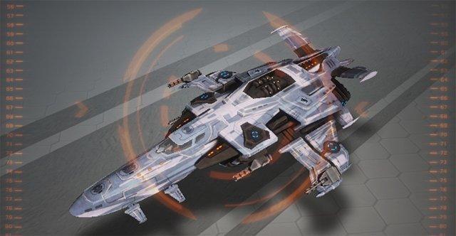 Командный штурмовик Star Conflict