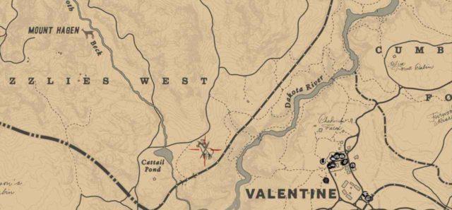 Легендарный баран на карте