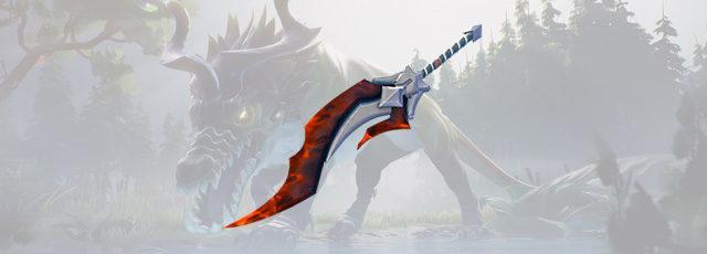 Dauntless Inferno's Razor