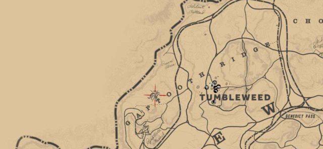 Легендарная пума на карте