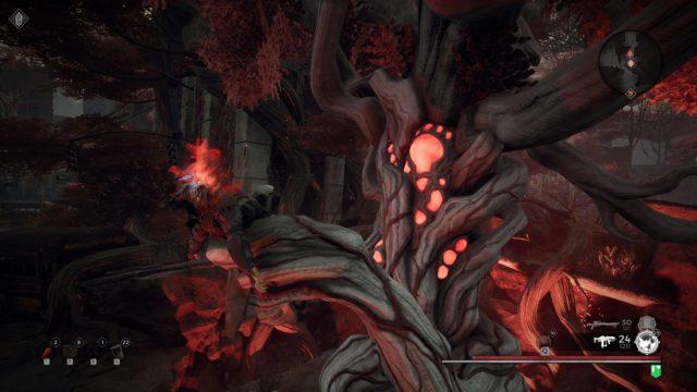 Плачущее дерево